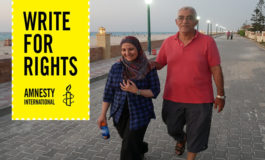 Amnesty Urgent Action - Write for Ola and Hosam's Freedom