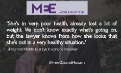 MEE: Qaradawi's jailed daughter goes on hunger strike in Egypt