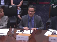 Ola and Hosam's case is presented before the U.S. House of Representatives at the Subcommittee on Middle East and North Africa at the hearing 'Egypt: Security, Human Rights, and Reform'